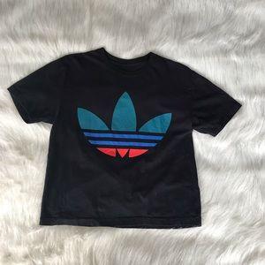 Adidas Trefoil Crop